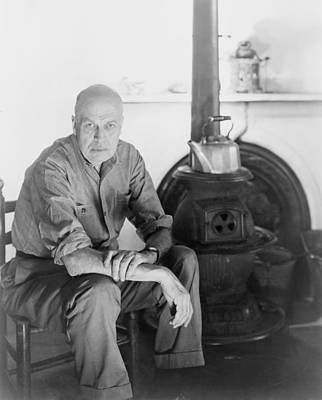 Realist Photograph - Edward Hopper 1882-1967, American by Everett