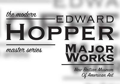 Edward Hopper, Copperplate Original