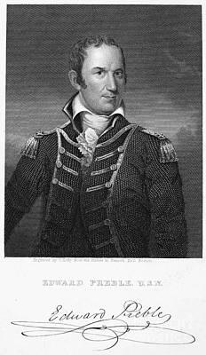 Edward Preble (1761-1807) Art Print by Granger