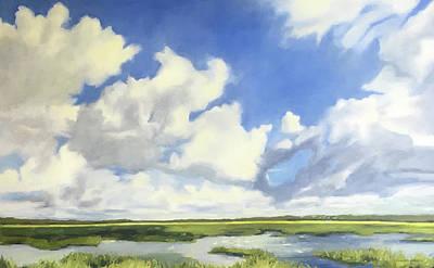 Painting - Eeee by Chris Gholson