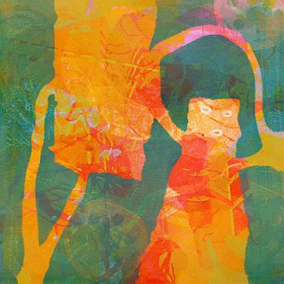 Eevy Ivy Over Art Print