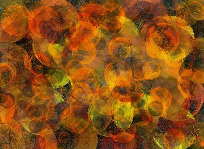 Digital Art - Effervescent Ties by Jason Hanson