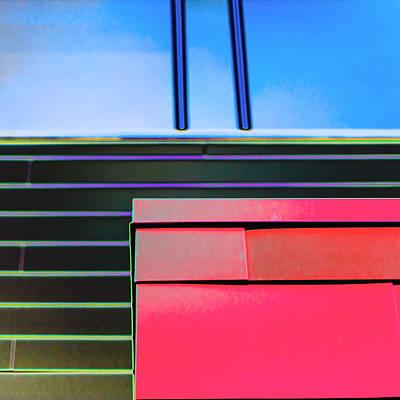Efficacy Art Print by Lee Harland