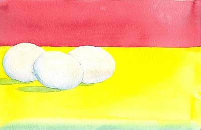 Egg 3 Art Print