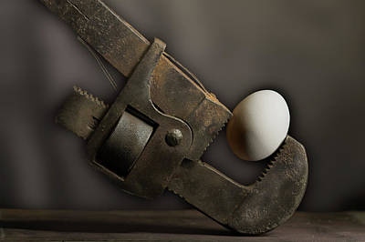 Photograph - Egg Cracker by Paul Freidlund