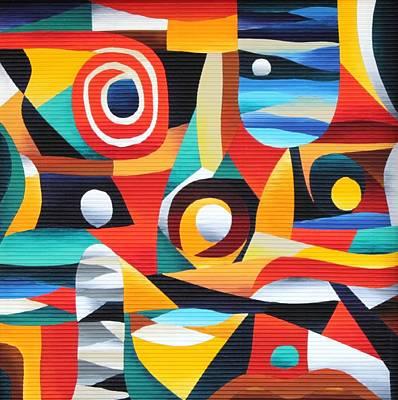Cardboard Mixed Media - Ego by Sanjay Dhawan