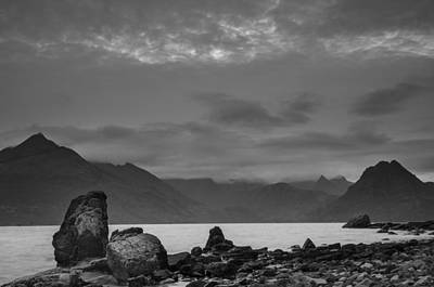Photograph - Egol Beach On The Isle Of Skye In Scotland by Neil Alexander