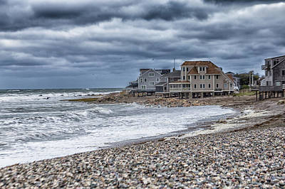 Photograph - Egypt Beach Scituate Massachusetts by Brian MacLean