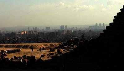 Queen - Egypt - Historic Cairo by Jacqueline M Lewis
