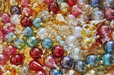 Photograph - Egyptian Christmas Ornaments by Rosita Larsson