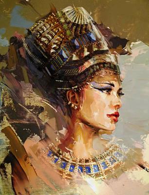 Egyptian Culture 11 Original by Maryam Mughal