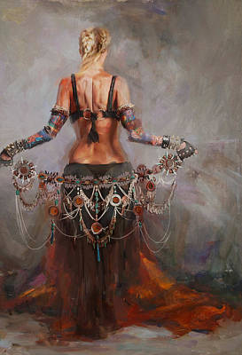 Egyptian Culture 17 Original by Maryam Mughal