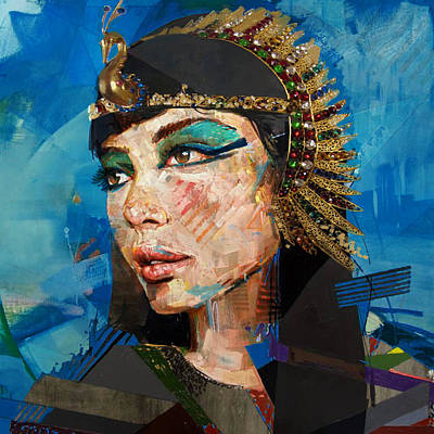 Painting - Egyptian Culture 25 by Mahnoor shah