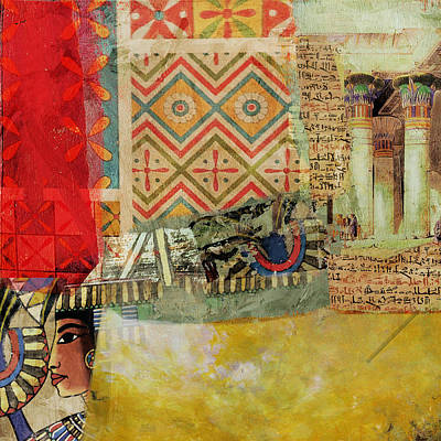 Egyptian Culture 48b Original by Corporate Art Task Force