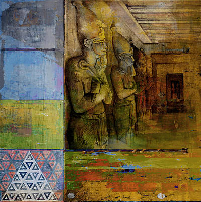 Painting - Egyptian Culture 49 by Corporate Art Task Force