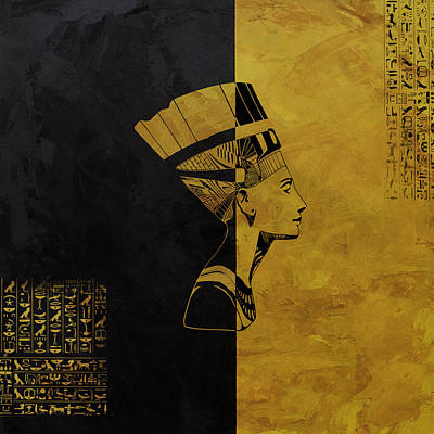 Painting - Egyptian Culture 53 by Corporate Art Task Force