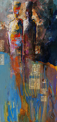 Painting - Egyptian Culture 69b by Corporate Art Task Force