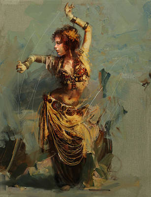 Egyptian Culture 7 Original by Maryam Mughal