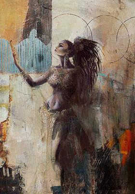 Painting - Egyptian Culture 71 by Corporate Art Task Force