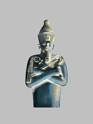 Digital Art - Egyptian by Elizabeth Lock