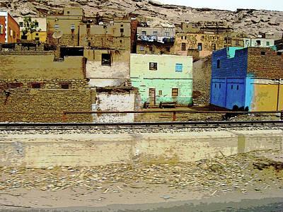 Photograph - Egyptian Village by Debbie Oppermann
