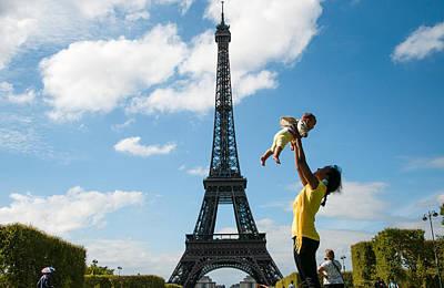 Eiffel Family Original