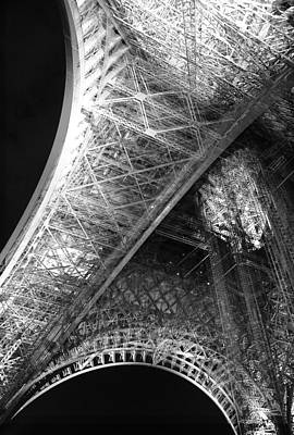 Photograph - Eiffel Tower by Ana Leko Nikolic
