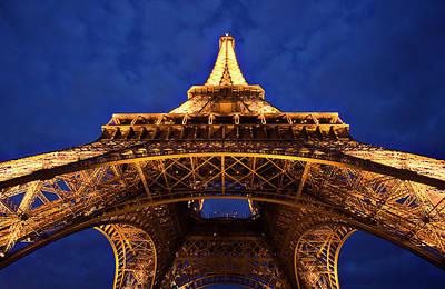 Photograph - Eiffel Tower  by Bruno Amaral