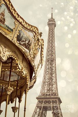 Photograph - Eiffel Tower by Juli Scalzi