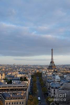 Photograph - Eiffel Tower by Mini Arora