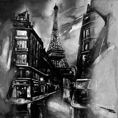 Eiffel Tower Paris 01 Original