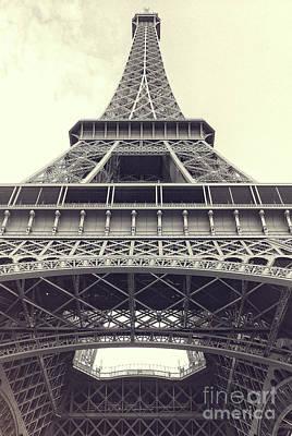 Photograph - Eiffel Tower Urban by Ivy Ho