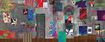 Eighteen Art Print