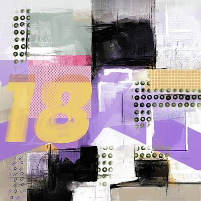 Digital Art - Eighteen by Eduardo Tavares