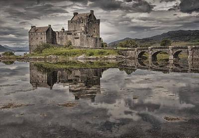 Eilean Donan Castle 3 Art Print