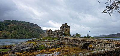 Photograph - Eilean Donan Castle Bridge by Paul Mashburn