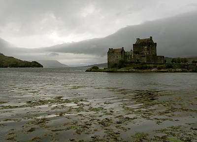 Photograph - Eilean Donan Castle by Azthet Photography