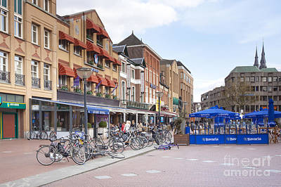 Eindhoven Art Print by Andre Goncalves