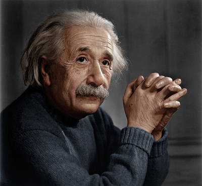 Photograph - Einstein by Doug Norkum