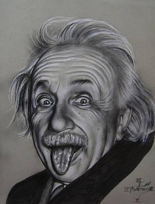 Einstein's Tongue Original