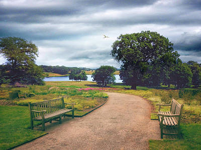 Cheshire Wall Art - Photograph - The Path To Cheshire by Jessica Jenney