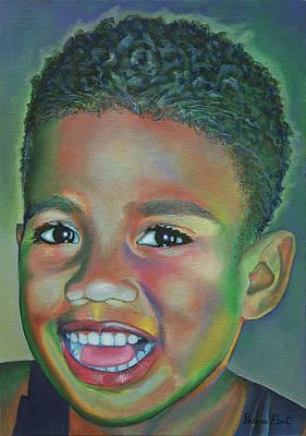 Painting - Eka  by Sharon Ebert