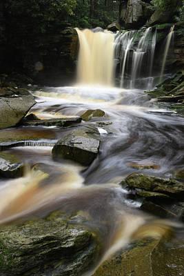 Photograph - Ekalaka Falls  by Dung Ma