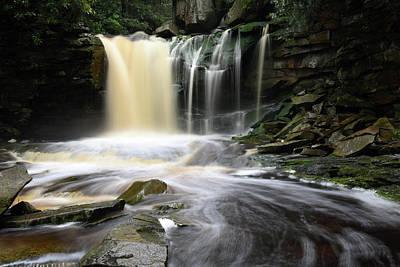 Photograph - Ekalaka Falls Wv by Dung Ma