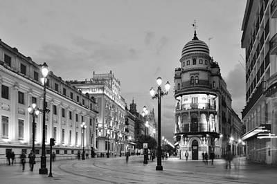 Photograph - El Arenal Seville Spain by Marek Stepan