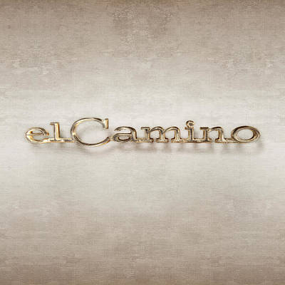 Photograph - El Camino Emblem by YoPedro