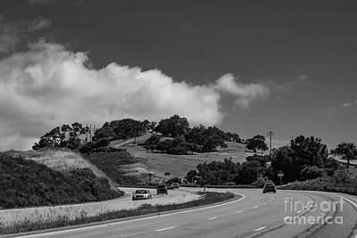 Photograph - El Camino Real Afternoon  by Jeffrey Hubbard