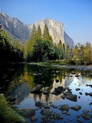 Photograph - El Cap Reflect By Matthew by Ed  Cooper Photography