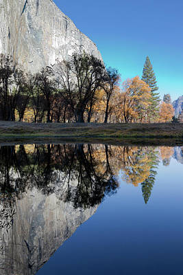 Photograph - El Cap X2 by Terrance Emerson