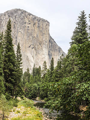 Photograph - El Capitan And Merced River Yosemite Valley Yosemite National Park by NaturesPix